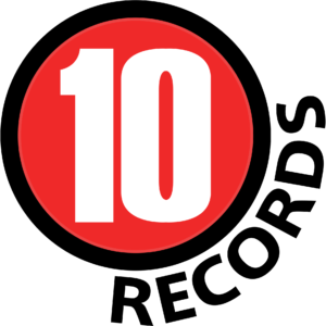 10 Records Logo