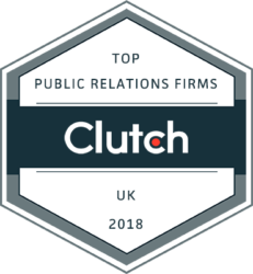 Top Public Relations Firms UK 2018