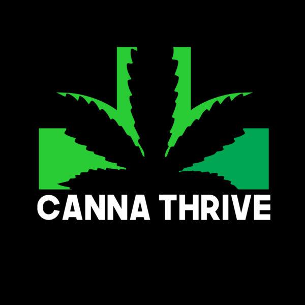 Canna Thrive Brand Development 2