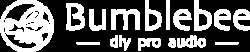 Bumblebee DIY Pro Audio Logo (White)