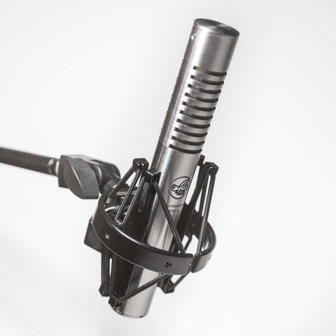 Bumblebee DIY Pro Audio RM-6 Ribbon Microphone