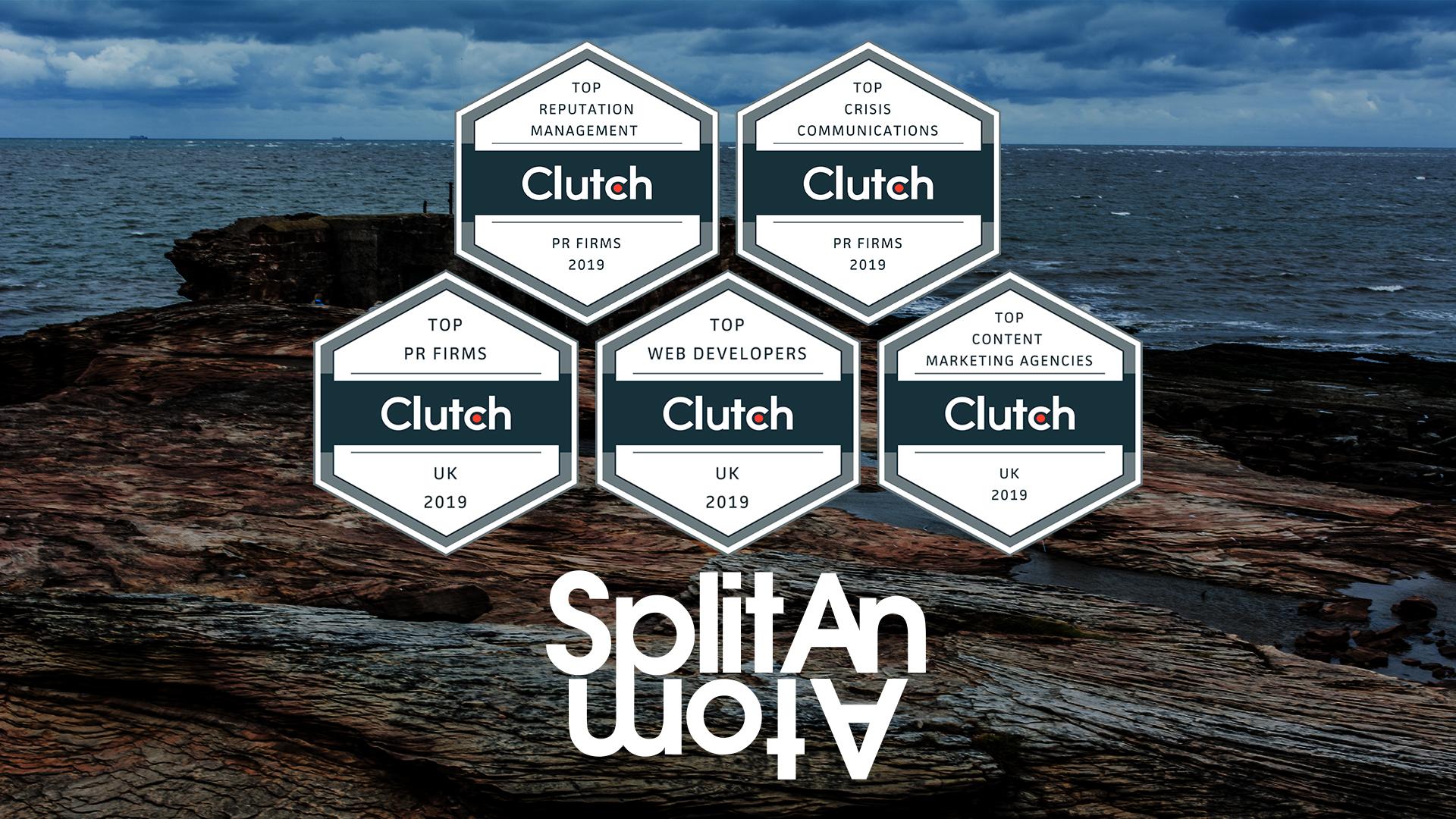 Split An Atom's Mid 2019 Clutch Awards