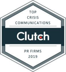 Clutch Top Crisis Communications PR Firms 2019