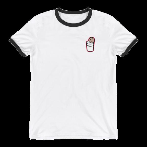 Cookie Dunker Ringer T-Shirt 2