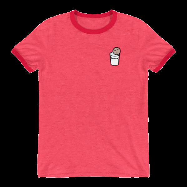 Cookie Dunker Ringer T-Shirt 4