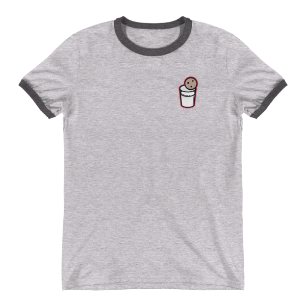 Cookie Dunker Ringer T-Shirt 3