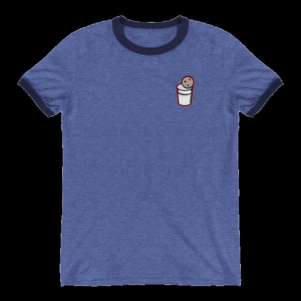 Cookie Dunker Ringer T-Shirt 1