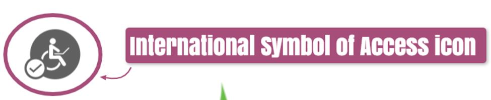 International Symbol of Access icon