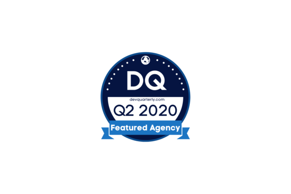 DevQuarterly Featured Agency Award Q2 2020
