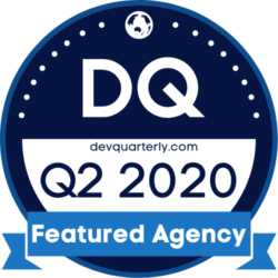DQ Featured Agency Q2 Award 2020